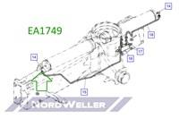 EA1749 Гидравлическое соединение /Adaptor/
