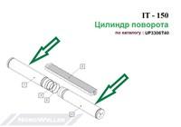 UP3306T40 Поворотный цилиндр