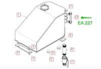EA027 Индикатор уровня масла