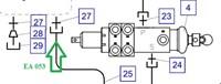 EA053 Соединительный штуцер