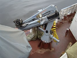 Запчасти для морского КМУ Palfinger PK4501M