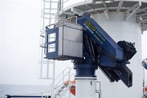 Запчасти для морского КМУ Palfinger PK40002M