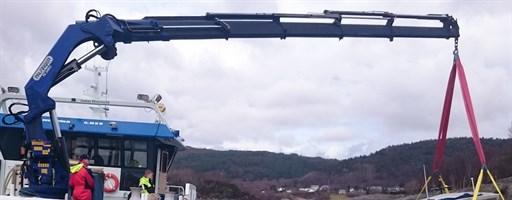 Запчасти для морского КМУ Palfinger PK50002M