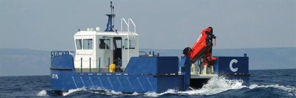 Запчасти для Морских Кран-манипуляторов