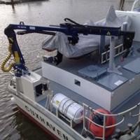Запчасти для морских КМУ Palfinger PK6500M