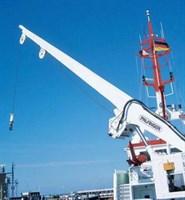 Запасные части для морских КМУ Palfinger PSM
