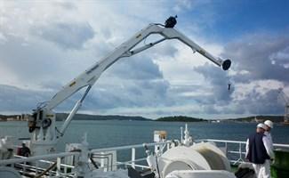 Запасные части для морских КМУ Palfinger PKM