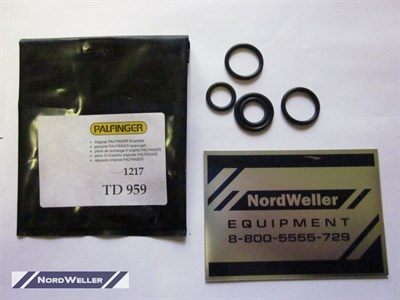 TD 959 комплект уплотнений - фото 4729