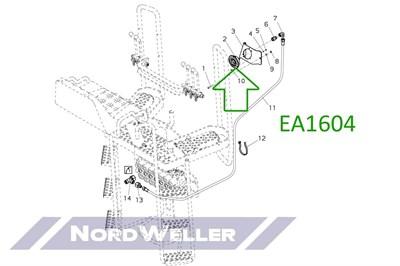 EA1604 Манометр - фото 4786