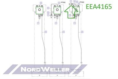 EEA4165 Датчик давления - фото 4811