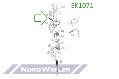 EK1071 Крышка - фото 4823