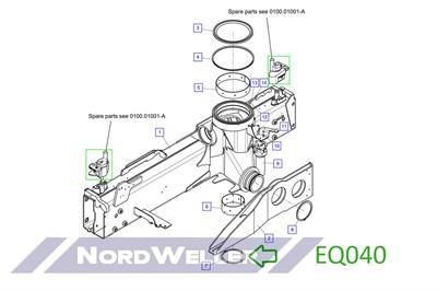 EQ040 Кольцо стопорное - фото 4833