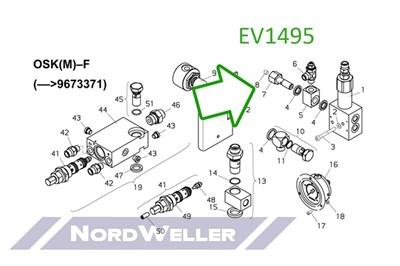 EV1495 Шплинт - фото 4841