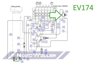 EV174 Кнопка - фото 4842
