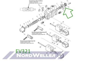 EV321 Кронштейн - фото 4845