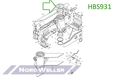 HBS931 Кольцо - фото 4892