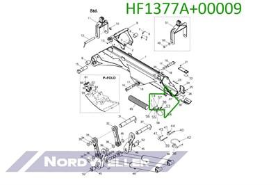 HF1377A+00009 Направляющая вставка - фото 4898