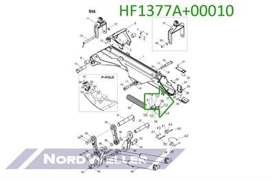 HF1377A+00010 Направляющая вставка - фото 4899