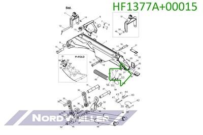 HF1377A+00015 Направляющая вставка - фото 4900