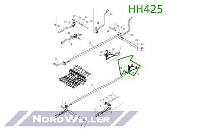 HH425 Ручка управления - фото 4913
