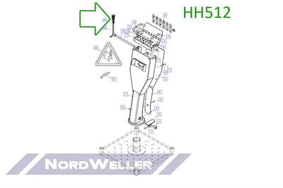HH512 Ручка управления - фото 4916