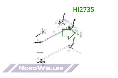 HI2735 Ось - фото 4920