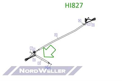 HI827 Ось - фото 4926