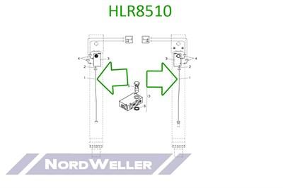 HLR8510 Трубопровод - фото 4937
