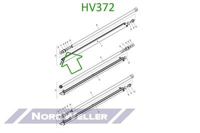 HV372 Букса - фото 4952