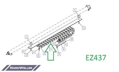 Звено EZ437 - фото 4978
