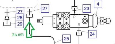 EA053 Соединительный штуцер - фото 7645