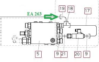 EA263 Угольник - фото 7654