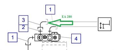 EA280 Угольник - фото 7655