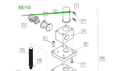 EE110 Индуктивный переключатель - фото 7665