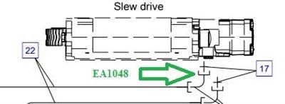 EA1048 Соединительный штуцер - фото 7681