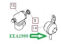 EEA1999 Звуковой сигнал - фото 7733