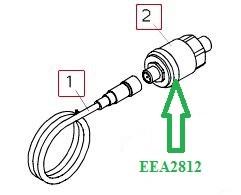 EEA2812 Датчик давления - фото 7740