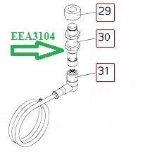 EEA3104 Индуктивный переключатель - фото 7745