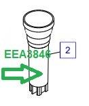 EEA3846 Кнопка аварийного отключения - фото 7760