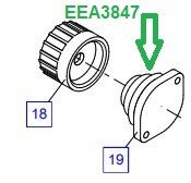 EEA3847 Штекерный разъем - фото 7761