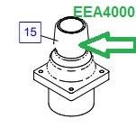 EEA4000 Рукоятка управления - фото 7765