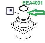 EEA4001 Рукоятка управления - фото 7766