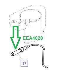EEA4020 Индуктивный переключатель - фото 7769
