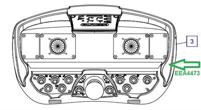 EEA4473 Пульт передатчик - фото 7782