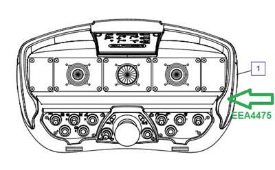 EEA4475 Пульт передатчик - фото 7784