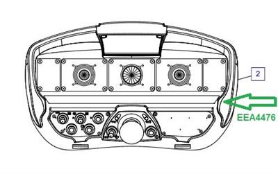 EEA4476 Пульт передатчик - фото 7785