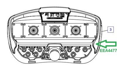 EEA4477 Пульт передатчик - фото 7786