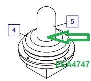 EEA4747 Рукоятка управления - фото 7800