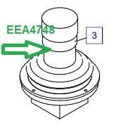 EEA4748 Рукоятка управления - фото 7801