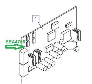 EEA4758 Плата - фото 7803